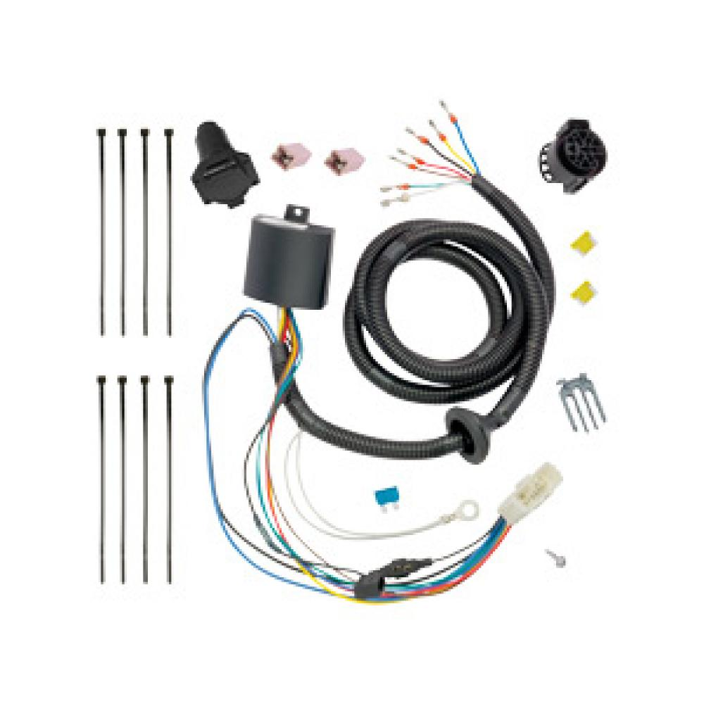 medium resolution of honda pilot trailer wiring module