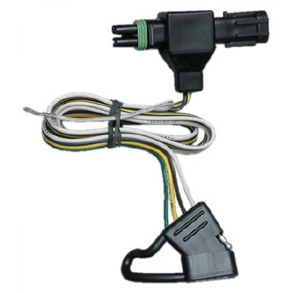 hight resolution of trailer wiring harness kit for 85 91 chevy blazer suburban gmc jimmy c k pickup