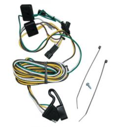 trailer wiring harness kit for 87 95 chevy g10 g20 g30 gmc g1500 g2500 g3500 van [ 1000 x 1000 Pixel ]