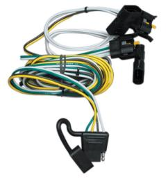 trailer wiring harness kit for 00 03 ford ranger 95 02 van 97 03 f 150  [ 1000 x 1000 Pixel ]