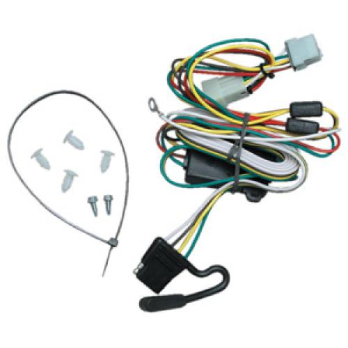 small resolution of trailer wiring harness kit for 97 05 chevy venture 99 09 pontiac chevy venture trailer wiring