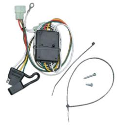 trailer wiring harness kit for 96 97 lexus lx450 toyota land cruiser all styles [ 1000 x 1000 Pixel ]