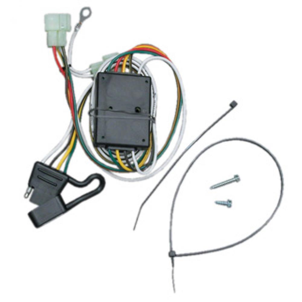 hight resolution of trailer wiring harness kit for 96 97 lexus lx450 toyota land cruiser all styles