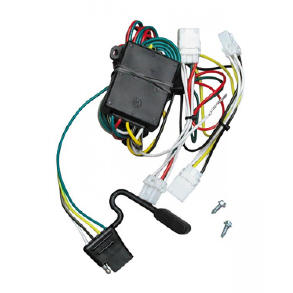 hight resolution of trailer wiring harness kit for 97 03 infiniti qx4 98 01 nissan altima 96 04 pathfinder