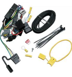 trailer wiring harness kit for 99 03 ford windstar built before 11 2002  [ 1000 x 1000 Pixel ]