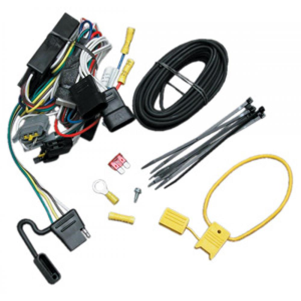 medium resolution of trailer wiring harness kit for 99 03 ford windstar built before 11 2002