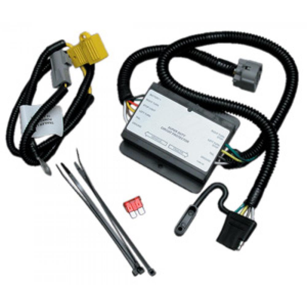 hight resolution of trailer wiring harness kit for 2000 toyota tundra all styles plug and play