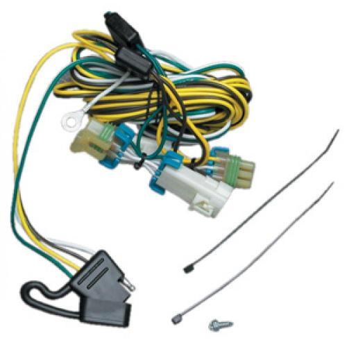 small resolution of trailer wiring harness kit for 02 07 buick rendezvous 01 05 pontiac aztek