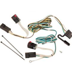trailer wiring harness kit for 05 07 chrysler 300 08 14 challenger 06 10 charger [ 1000 x 1000 Pixel ]