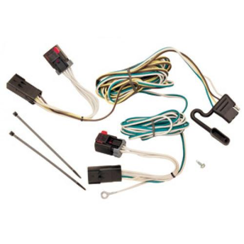 small resolution of trailer wiring harness kit for 05 07 chrysler 300 08 14 challenger 06 10 charger