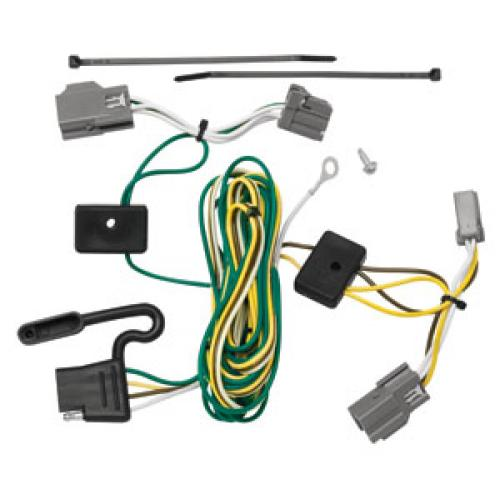 trailer wiring harness kit for 06-11 buick lucerne all styles - touareg  trailer wiring