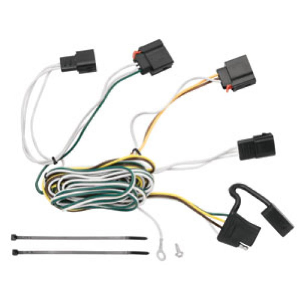 medium resolution of 2007 jeep commander hitch and wiring harnes