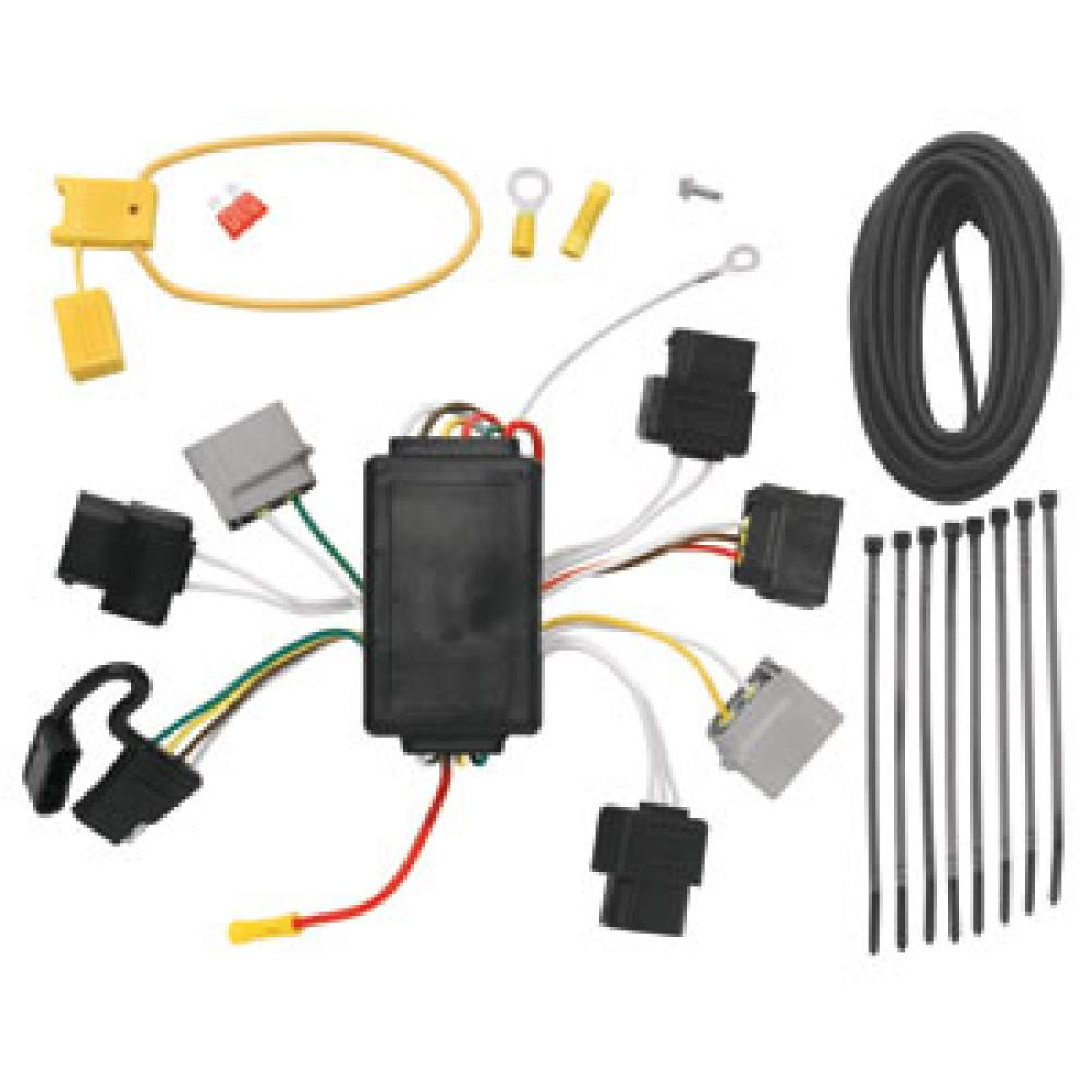 medium resolution of trailer wiring harness kit for 05 07 ford escape 05 06 mazda tribute all styles