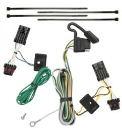 trailer wiring harness kit for 00 05 chevrolet impala all styles wiring adapter 05 impala [ 1000 x 1000 Pixel ]