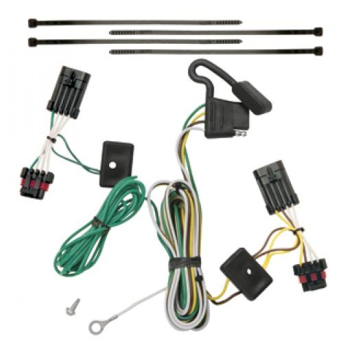 small resolution of trailer wiring harness kit for 00 05 chevrolet impala all styles wiring adapter 05 impala