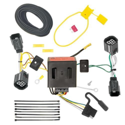 small resolution of trailer wiring harness kit for 11 20 dodge grand caravan 11 16 chrysler town country