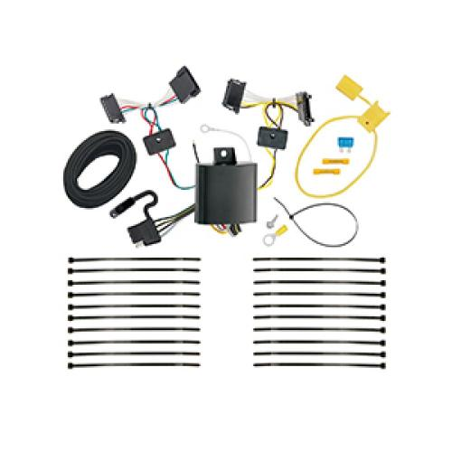 small resolution of trailer wiring harness kit for 07 09 dodge 07 13 freightliner 07 13 mercedes benz sprinter