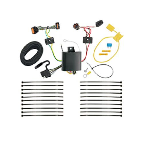 Trailer Wiring For 17-18 KIA Sportage Light Harness Plug Kit
