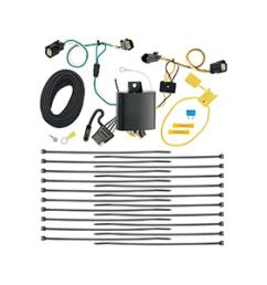 trailer wiring harness kit for 17 19 chrysler pacifica limited touring l plus [ 1000 x 1000 Pixel ]