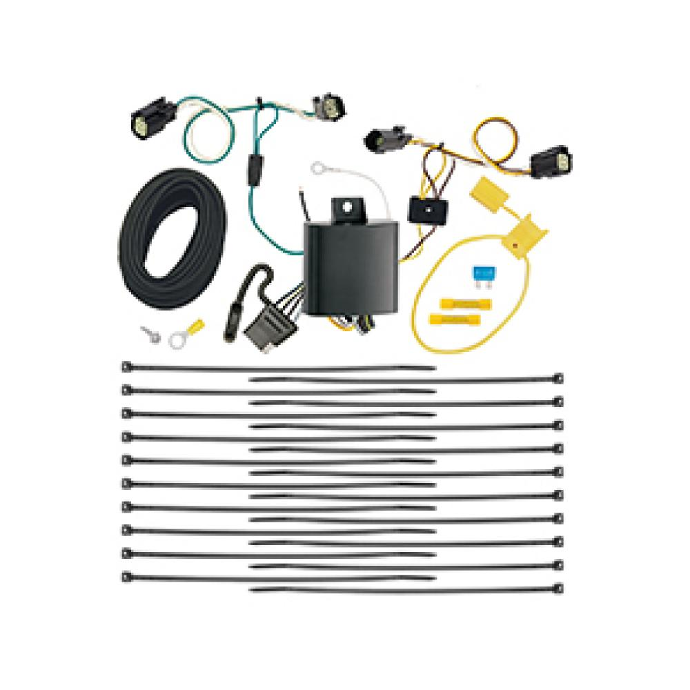 hight resolution of trailer wiring harness kit for 17 19 chrysler pacifica limited touring l plus