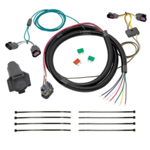 small resolution of 08 12 buick enclave 09 12 chevy traverse trailer wiring 7 way rv round connector