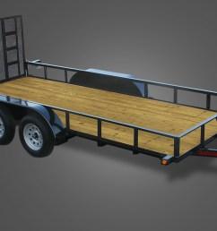 6000 gvwr utility trailer [ 3566 x 2360 Pixel ]
