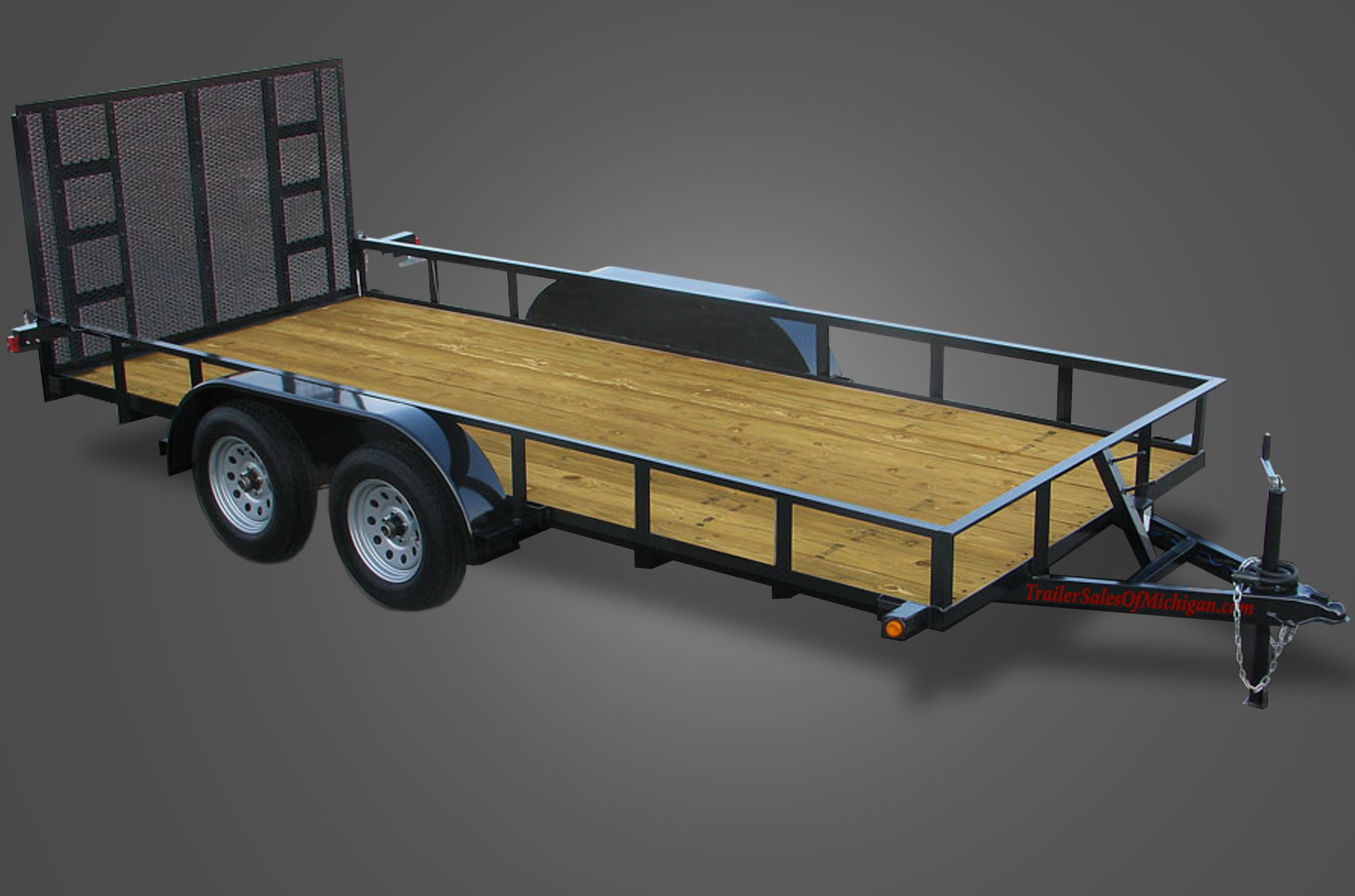 hight resolution of 6000 gvwr utility trailer