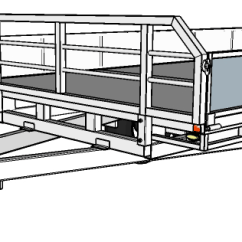 Wiring Diagram For Small Utility Trailer Acura Tl Speaker Free Building Plans