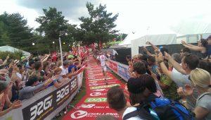 Frodeno fliegt zum Weltrekord