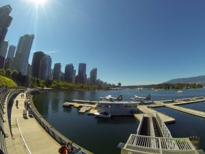 Blick vom Harbour Green Park