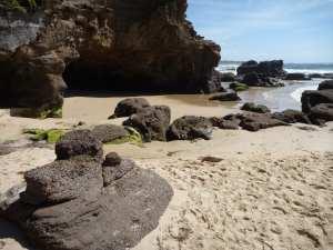 Caves Beach Caves Walk