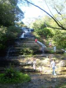 Echo Point to Katoomba Falls