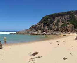 Hobart Beach to Wallagoot Gap