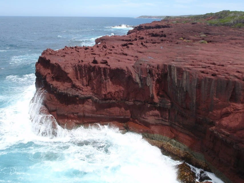 Mowarry Bay to Red Cliffs