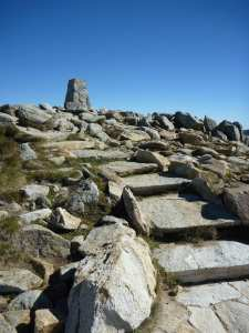 Summit walk – Charlotte Pass to Mount Kosciuszko – Summit Trail
