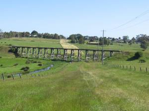 Hamilton to Coleraine Rail Trail