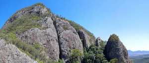 Mt Greville Waterfall Gorge Circuit