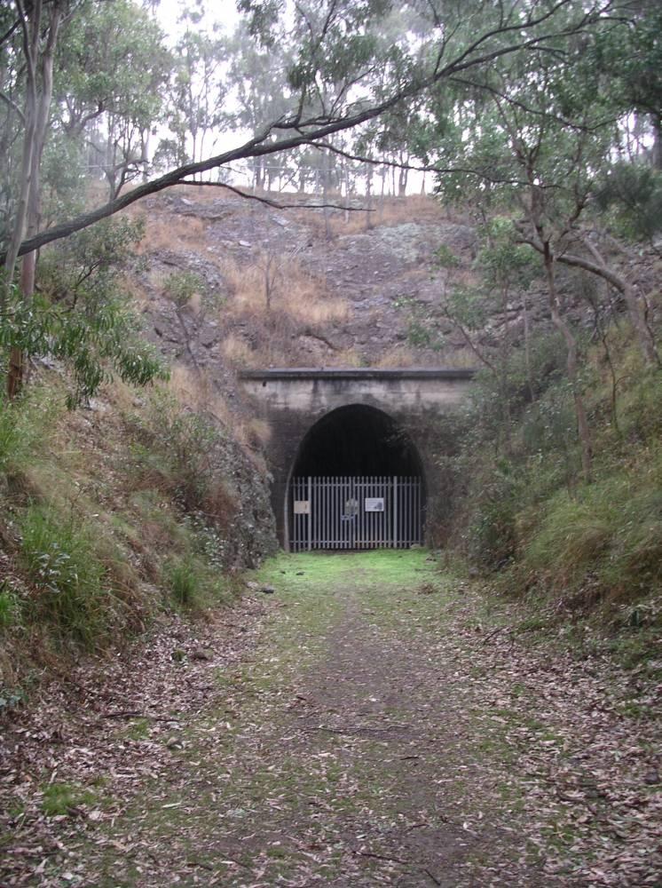 Muntapa Tunnel