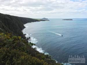 Heysen Trail - Waitpinga Cliffs to Kings Beach