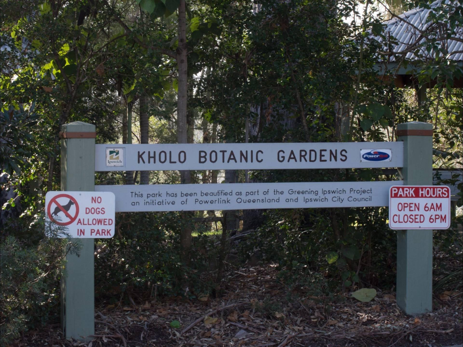 Kholo Gardens Trails
