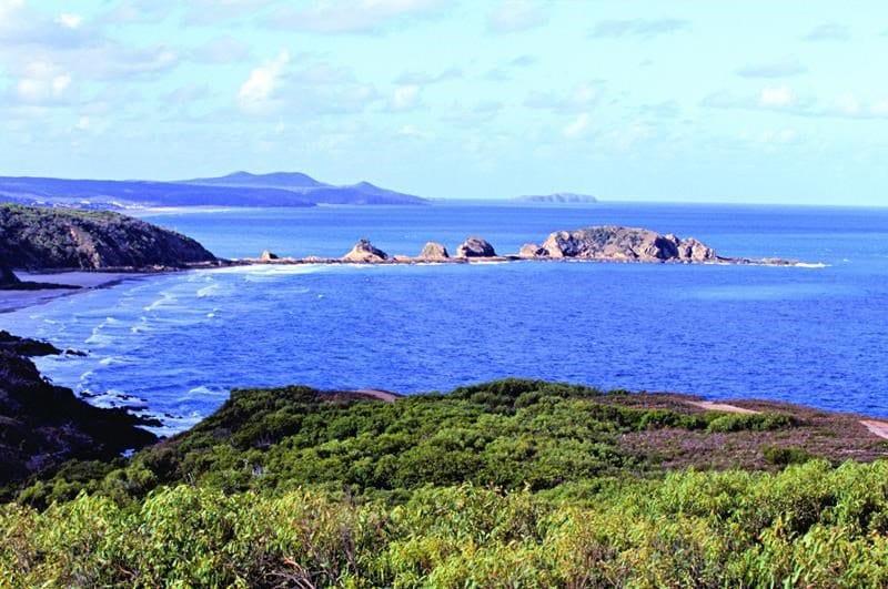 Little Five Rocks Beach Track