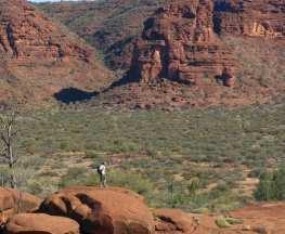 Map View Northern Territory Trail Hiking Australia
