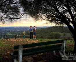 Winter Track & Long Ridge Track to Mt Lofty