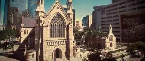 Churches and Shrines Brisbane