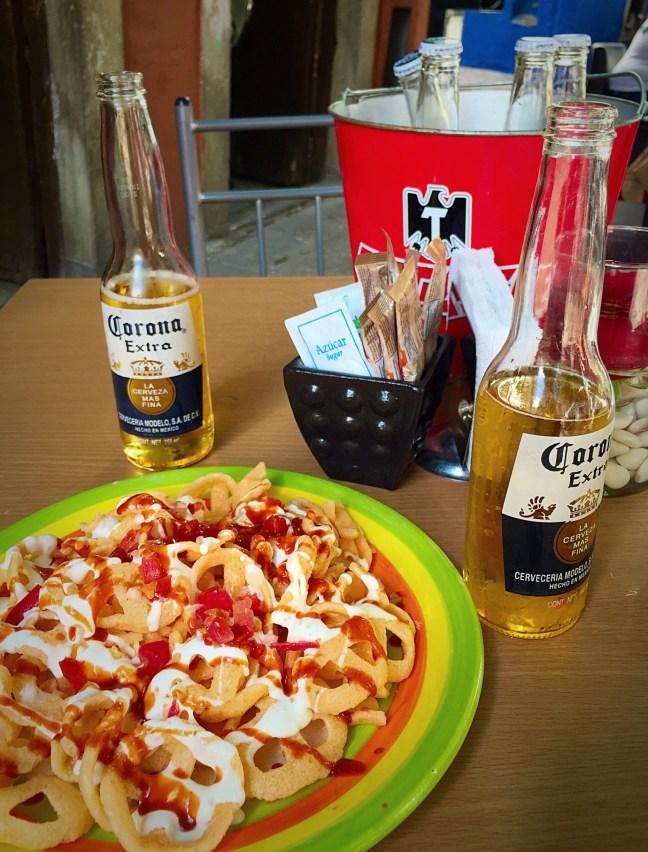 Drinking in Guanajuato