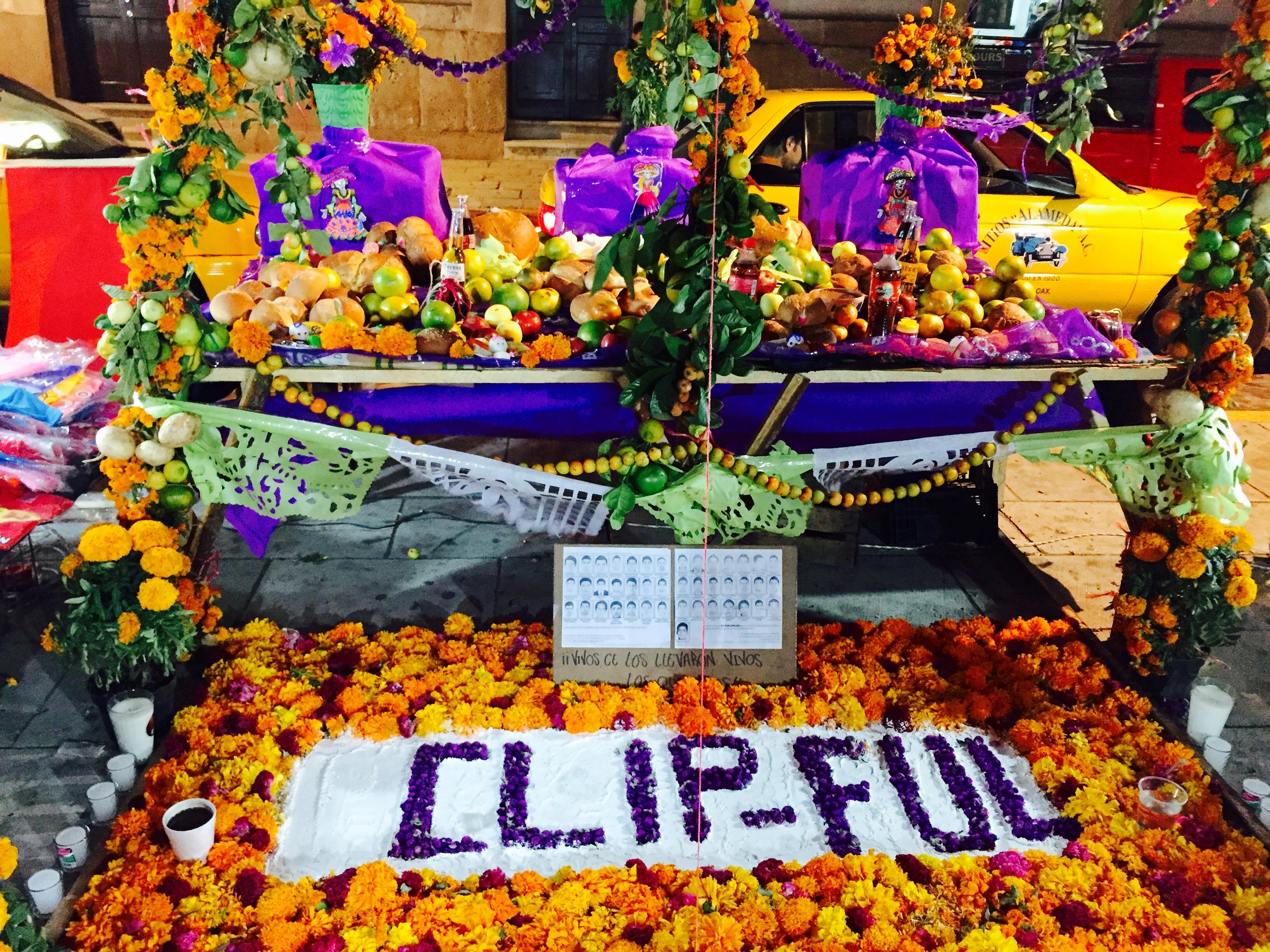 Experiencing Dia De Los Muertos In Oaxaca Without A Tour