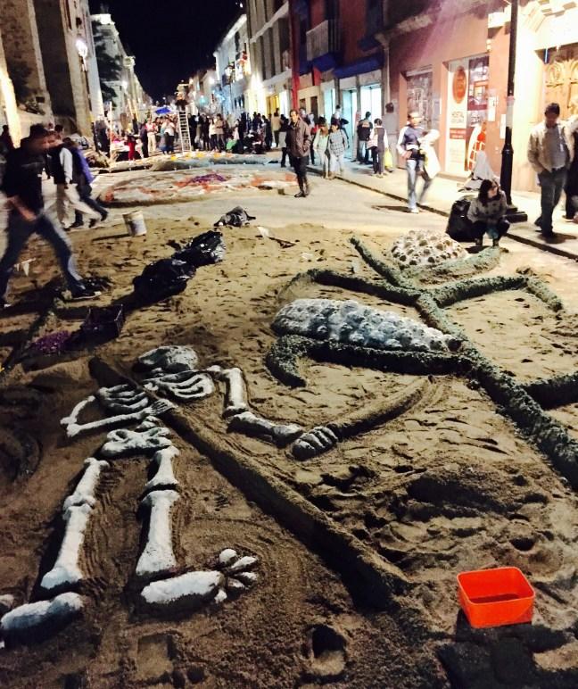 Dia de los Muertos in Oaxaca Without a Tour