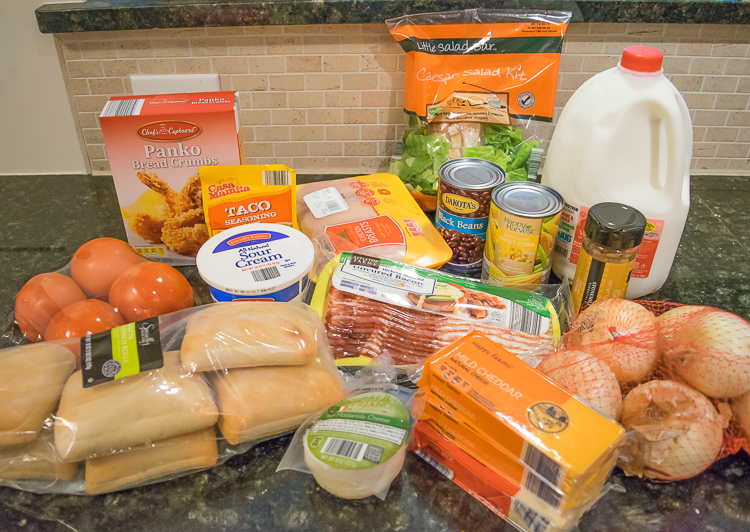 This is How Cheap I Am: All My Weekday Meals from Aldi for