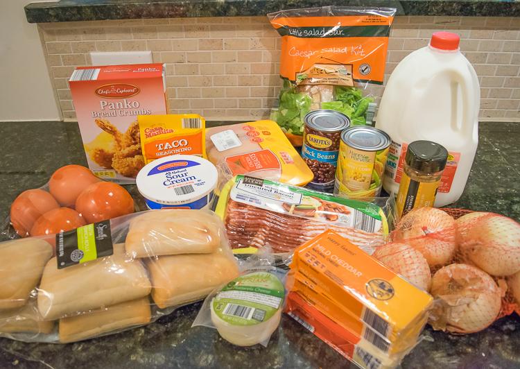 Cheap Weekday Aldi Meals