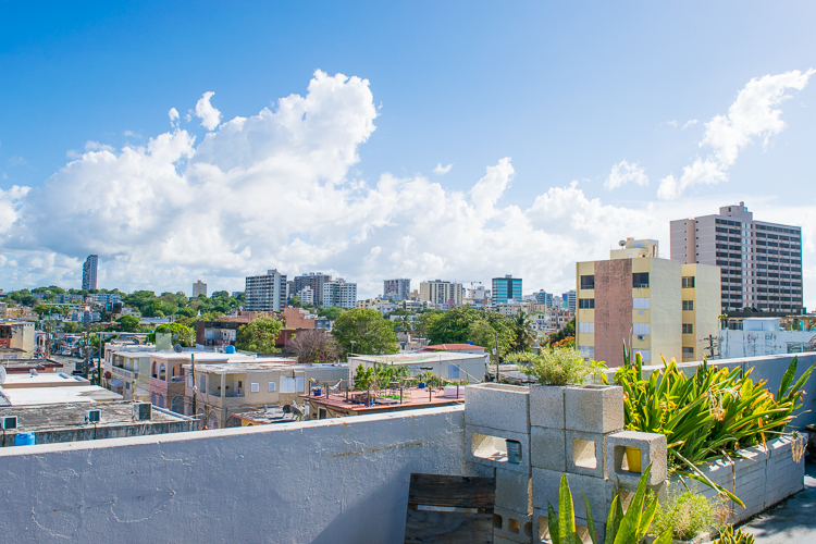 Staying in Santurce Puerto Rico